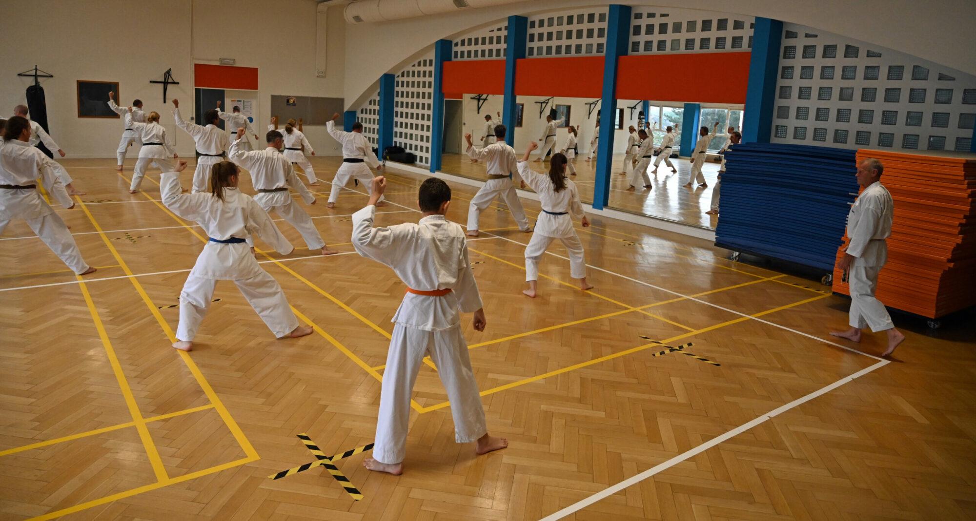 Shotokan Karate Club Sint-Niklaas
